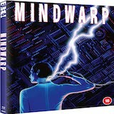 Mindwarp Blu-ray