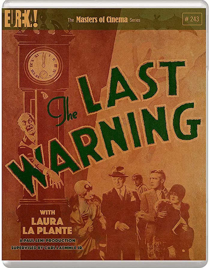 Last Warning Blu-ray Eureka
