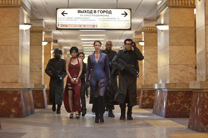 Resident Evil 4K UHD Blu-ray
