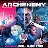 Archenemy Blu-ray