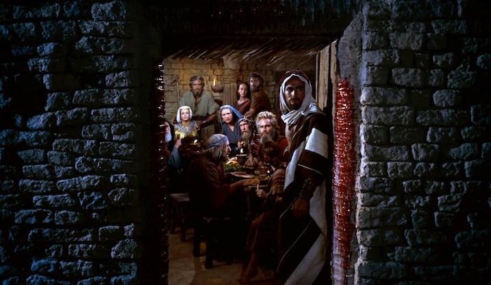Ten Commandments 4K UHD Blu-ray