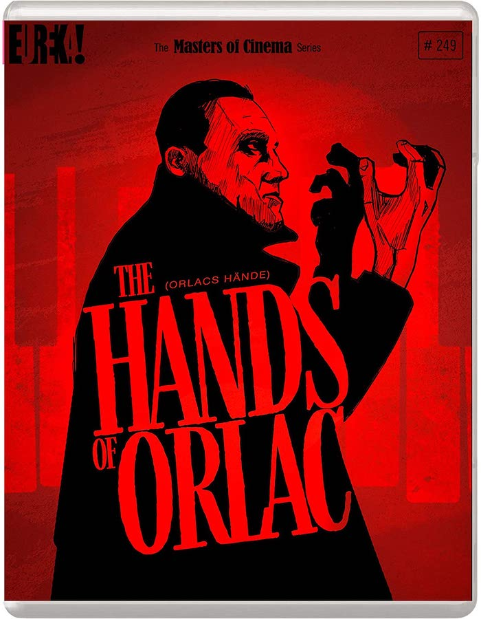 Hands of Orlac Blu-ray