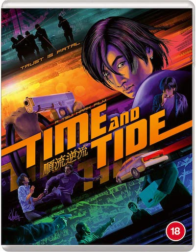 Time and Tide on Blu-ray
