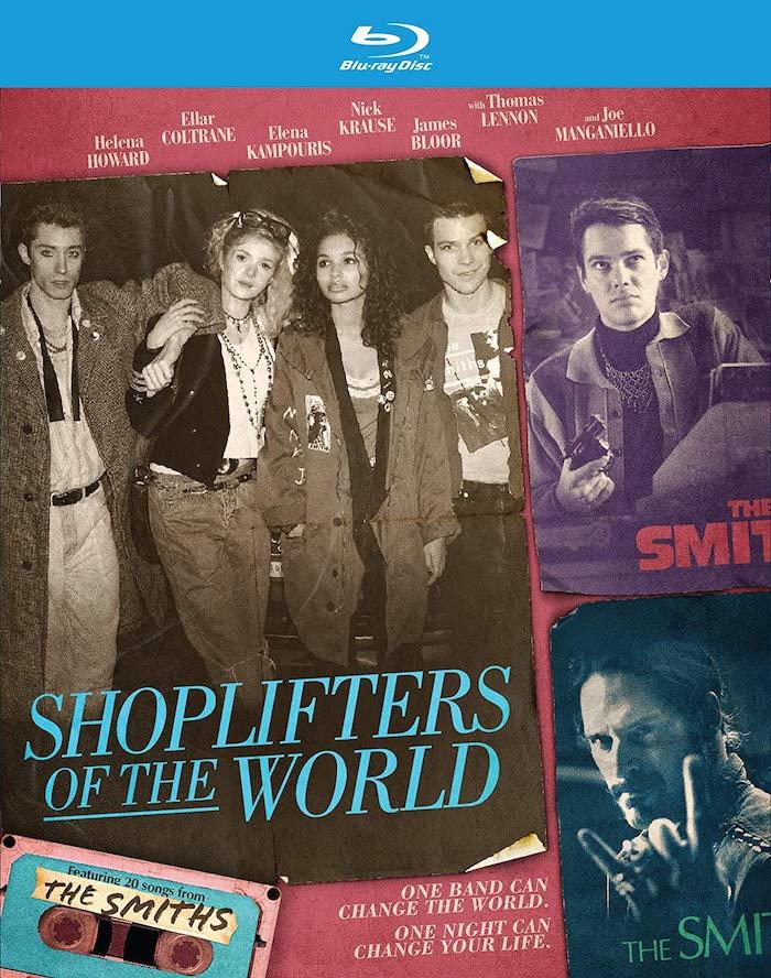Shoplifters World Blu-ray