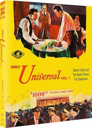 Early Universal Vol 1 Blu-ray